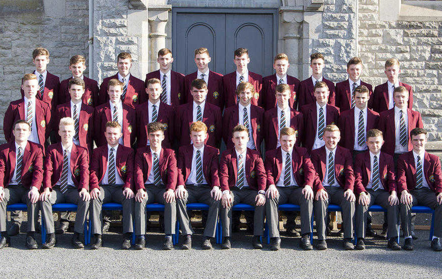 St Ronan S Have A Plan In Place For Macrory Cup Progress