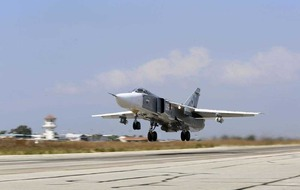 Turkey warns Russia over air incursions