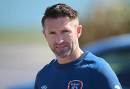 Baby boy joy for Robbie Keane and wife Claudine