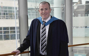 Hundreds receive degrees from Open University