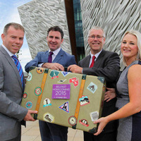 Ex-pats gather for Belfast homecoming conference