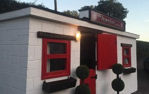 Tyrone man transforms old caravan into pub on wheels