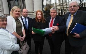 Omagh families in plea for public probe