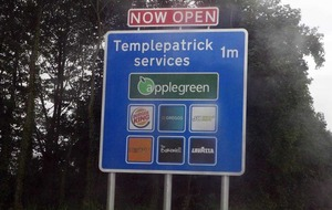 Department U-turn on motorway advertising