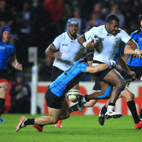 Uruguay will go in search of more tries against England