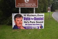 """Gone vote for Daniel muckers,"" ask Donegal fans"