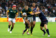 United States suffer a whitewash at the hands of Springboks