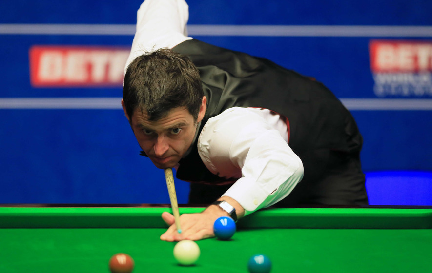 Snooker legends Hendry & O'Sullivan to thrill Belfast fans