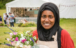 Icing on the cake for Nadiya as Bake-Off victor hailed as an inspiration to Muslims