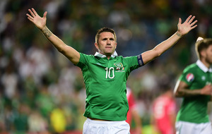 O'Neill hopes Robbie Keane can have Euro 2016 farewell