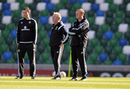 Davis determined to make history with Northern Ireland