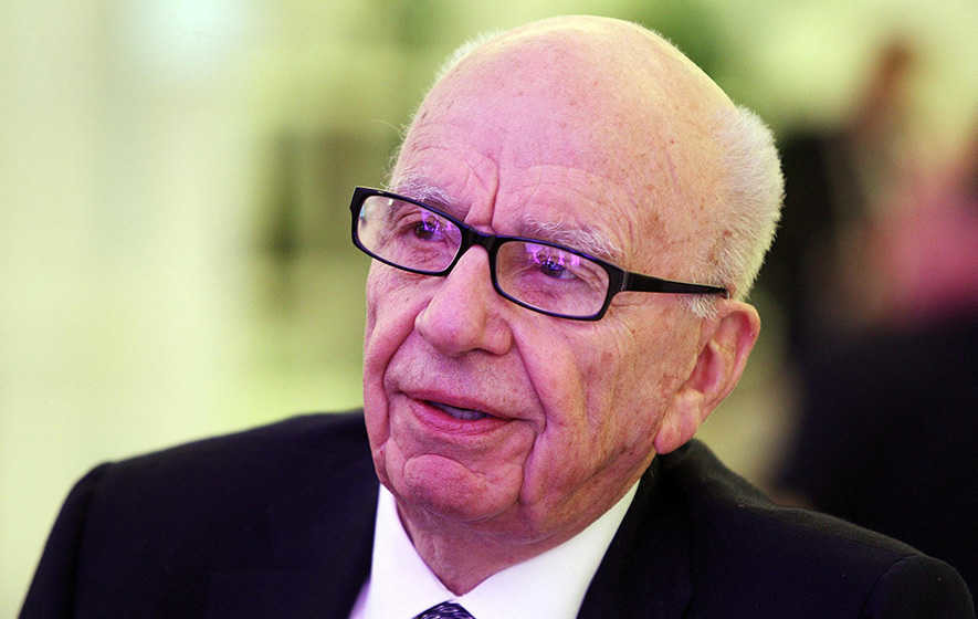 Rupert Murdoch in 'real black president' dig at Obama