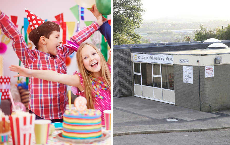 School stops party invites in class 'to avoid upset'