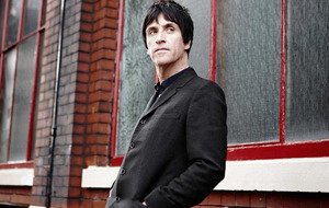 This charming Manc: Johnny Marr heads for Belfast