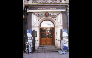 Arts Council restore funding to Linen Hall Library
