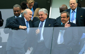 Blatter and Platini are banned for 90 days by Fifa