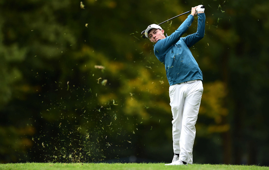 Stars upstaged by new boy Fitzpatrick at British Masters