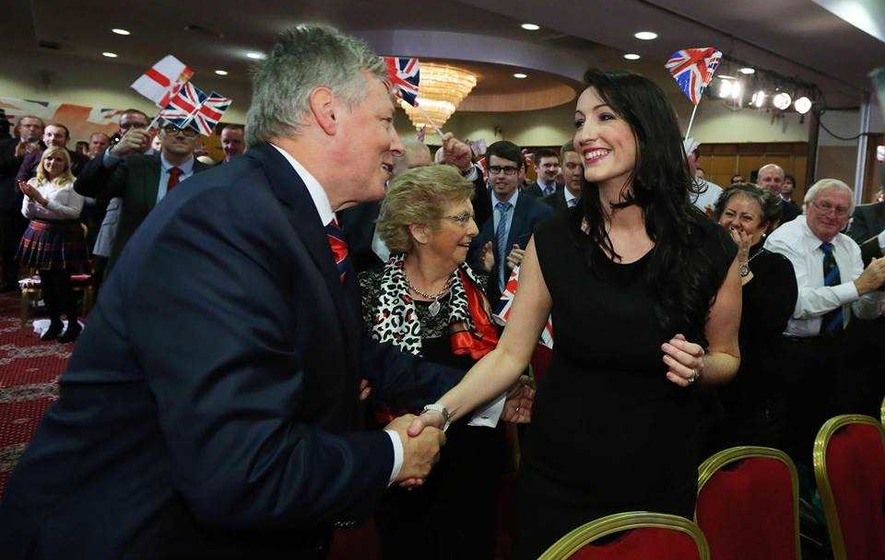 DUP's Emma Pengelly set for Spad 'golden handshake'