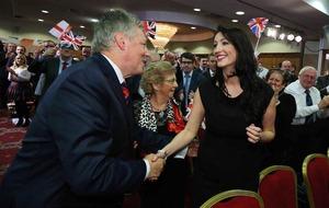 DUP's Emma Pengelly set for Spad 'golden handshake'