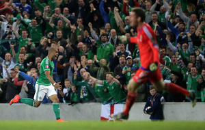 Momentous night for Irish football
