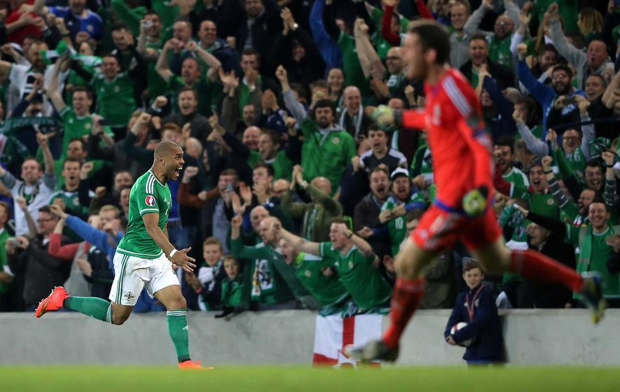 Momentous night for Irish football