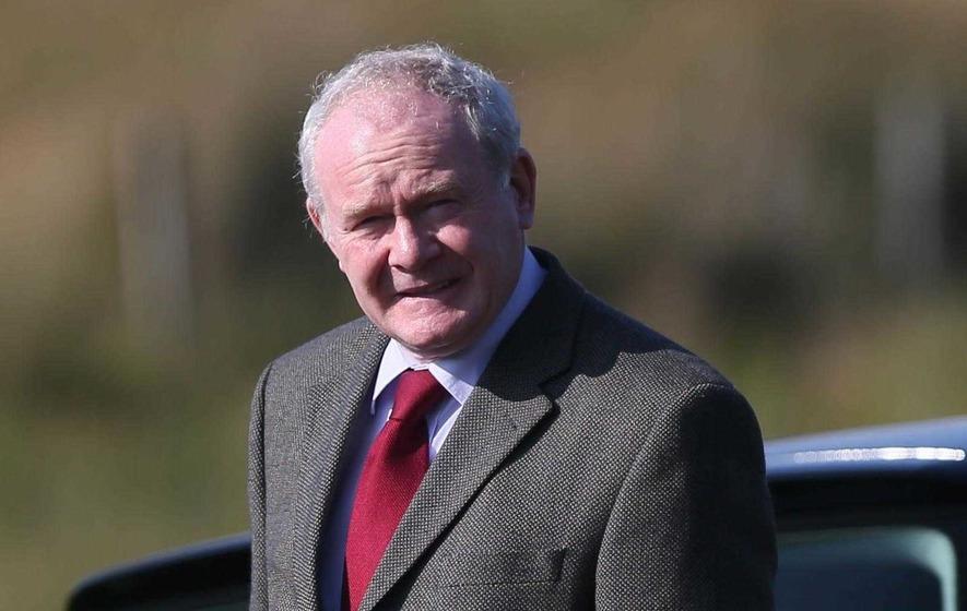 Martin McGuinness advisor did not show him Nama document
