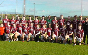 Nearly men Omagh CBS looking to build on recent tradition