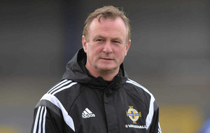 Co Antrim football manager who led NI squad to Euro success