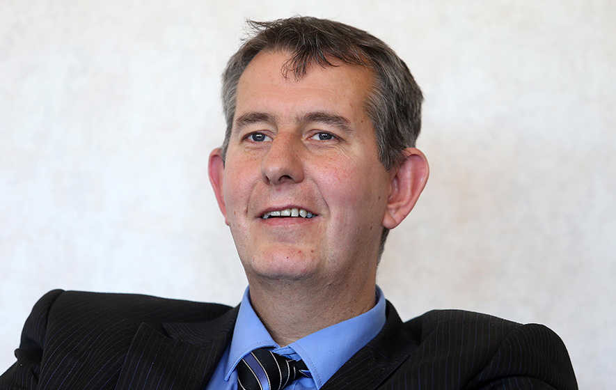Edwin Poots' view is widely held in unionism