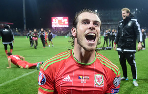 Qualifying for Euros with Wales is very close to tops for Bale