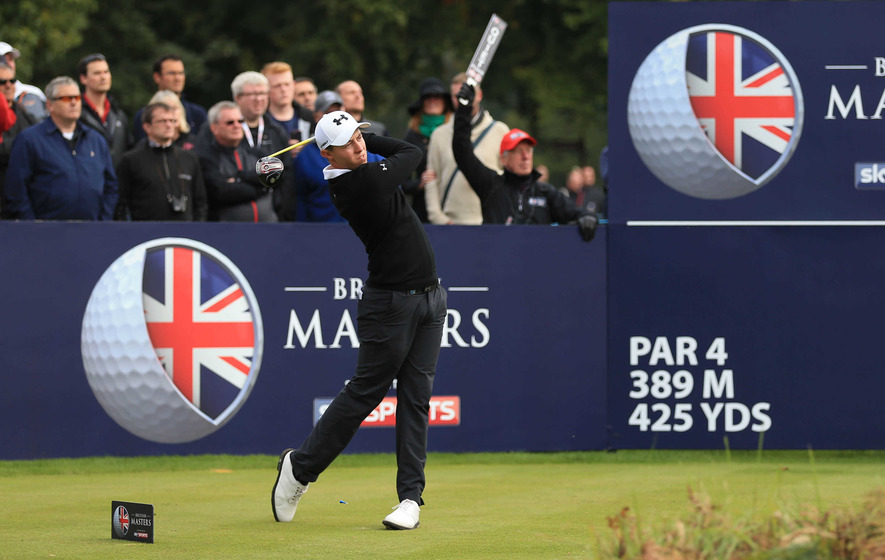 Fitzpatrick hits the jackpot with Masterful wire-to-wire win