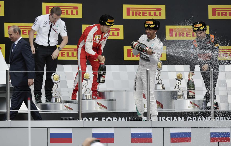 Rosberg is left ruing bad luck after disaster in Sochi