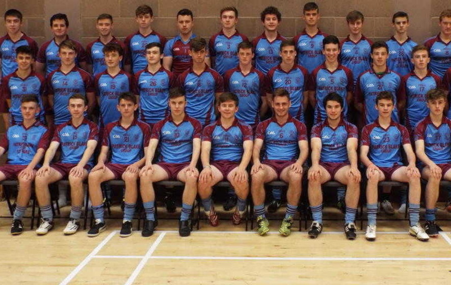 The work begins here for St Michael's, Enniskillen - The ... Liam O'brien