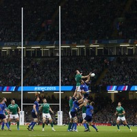 Ireland chasing World Cup glory to honor O'Connell - Healy