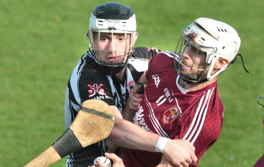 Na Fianna go down fighting against Cushendall