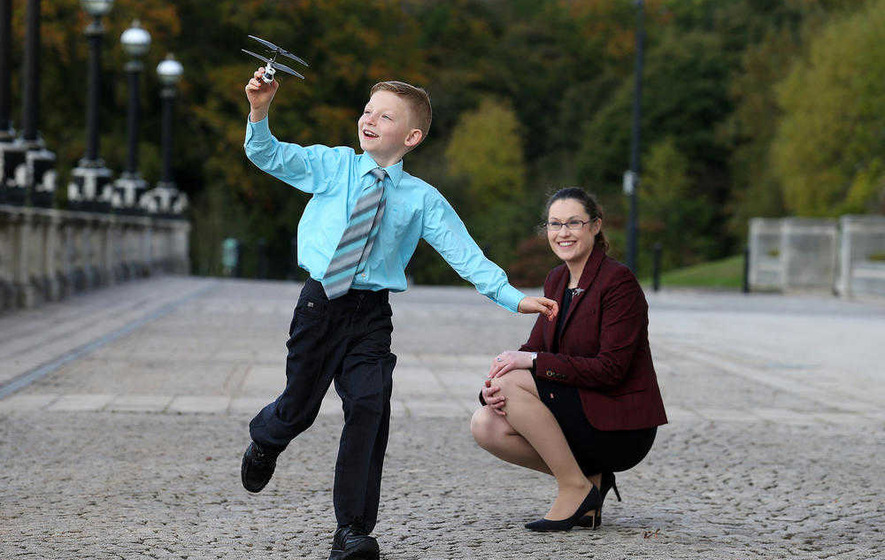 Roscommon youngster was saved by 'flying Doctor John'