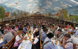 Organisers of Oktoberfest deny 'The Sash' was played