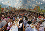 'It wasn't The Sash' that was played at Oktoberfest