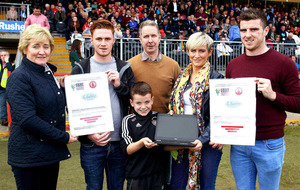 Tyrone stars offer backing for online safety campaign