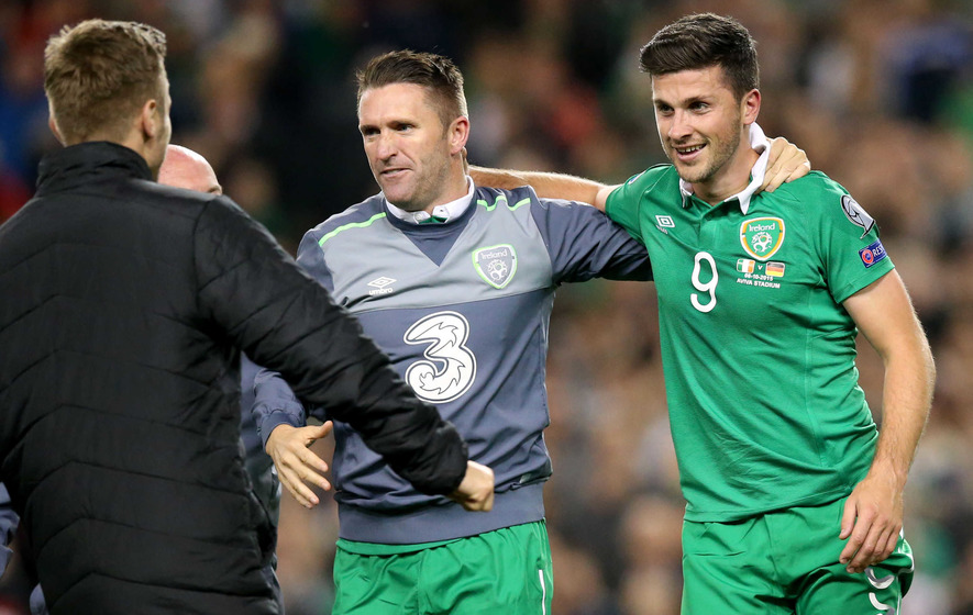 Keane urges team-mates to make most of second chance