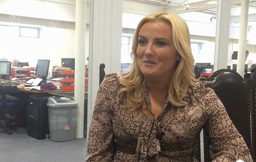 Irish News video diaries: Allison Morris