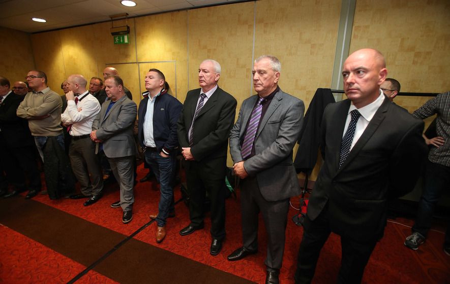 New group is latest in line of attempted loyalist unity projects
