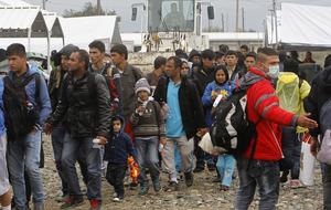EU migrant numbers down in September
