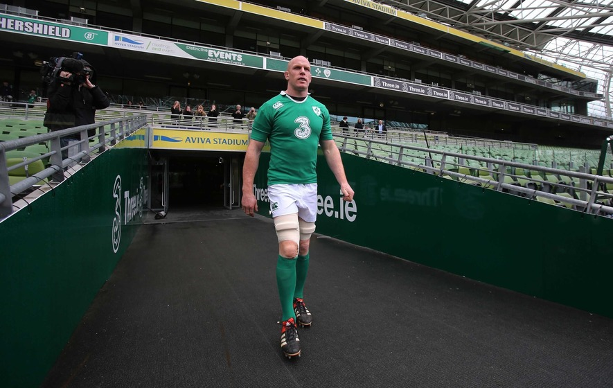 O'Connell can still inspire Ireland despite absence - Henry