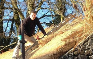 Omagh man on a mission to preserve thatching