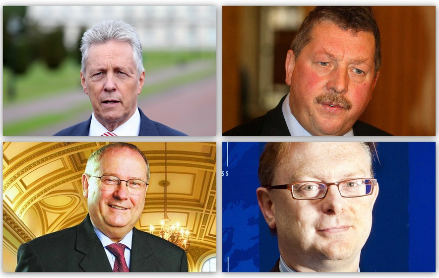 DUP ministers attended 'secret' Nama meeting