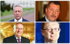 "DUP ministers attended ""secret"" Nama meeting"