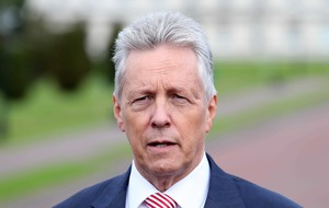 Peter Robinson rejects Nama 'success fee' claim