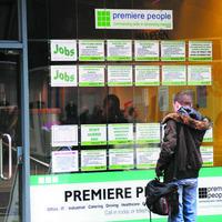 Dole queues shorten but economy 'lacks competitiveness'