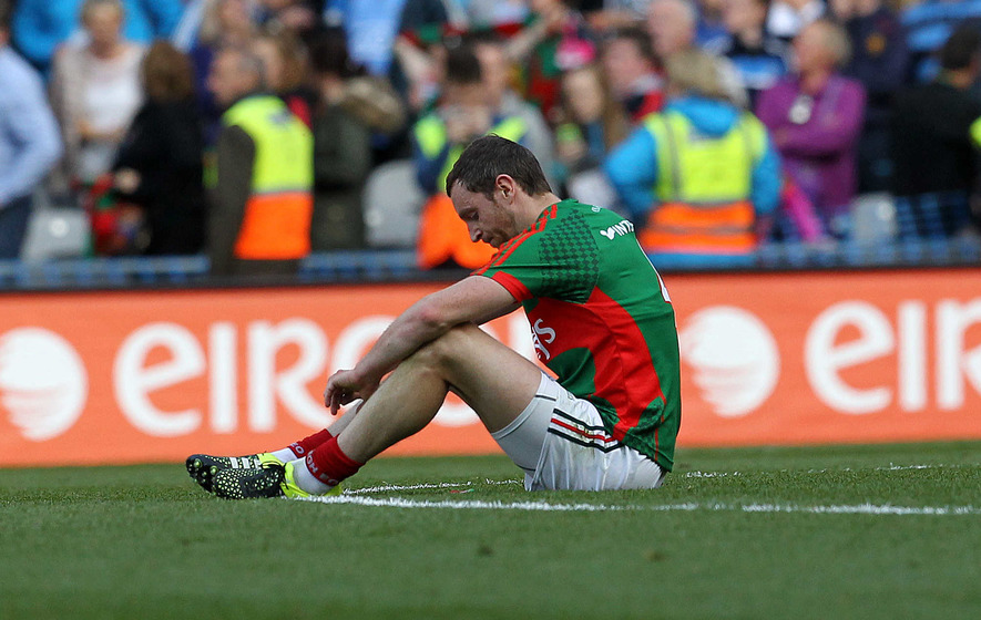 Mayo players deserve credit for their strength of character
